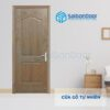 Cửa gỗ tự nhiên 4A ash