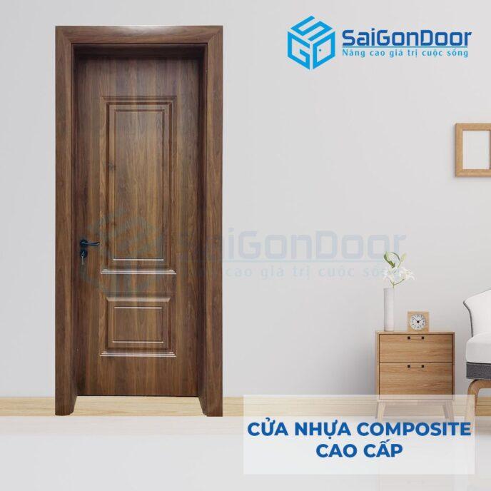 Cửa nhựa Composite 1A-CNC