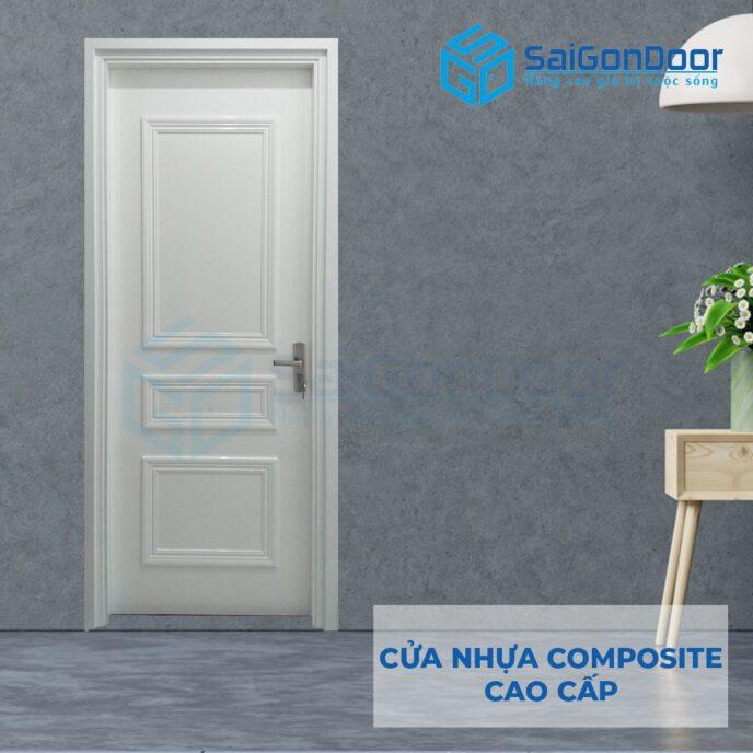 Cửa nhựa Composite 3PN-2