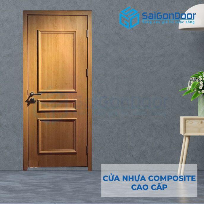 Cửa nhựa Composite 3PN