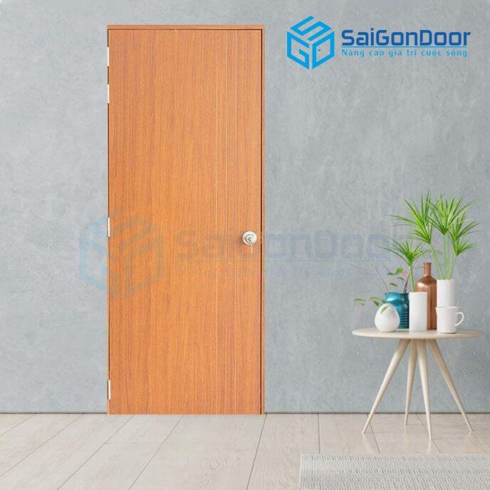Cửa gỗ nhà vệ sinh P1R3