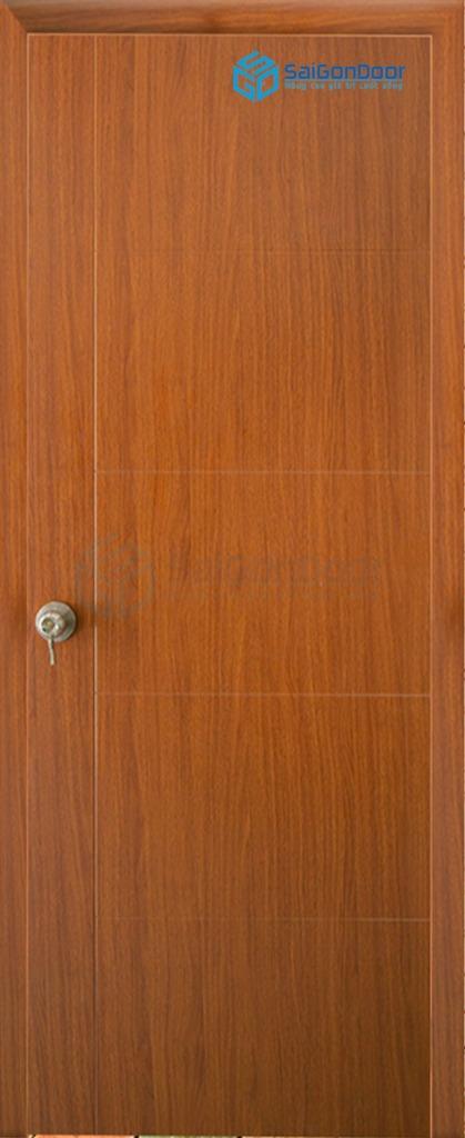 Cửa gỗ nhà tắm P1R4