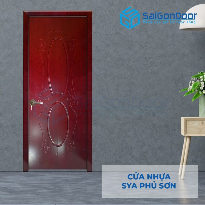 Cửa nhựa Composite SYA-447