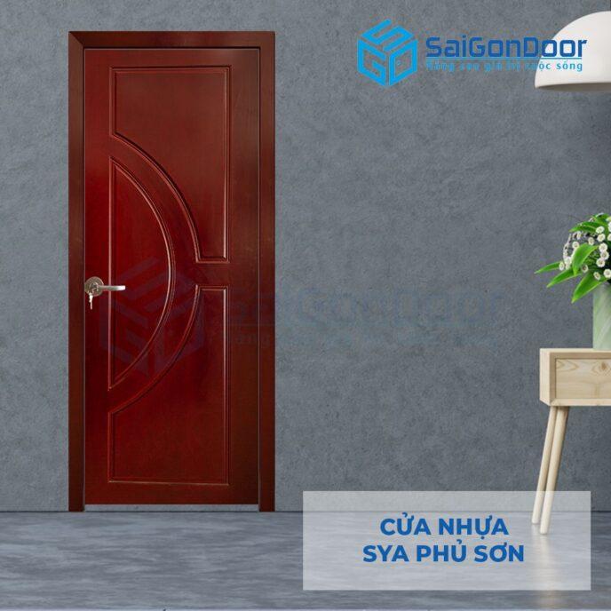 Cửa nhựa Composite SYA-452-2