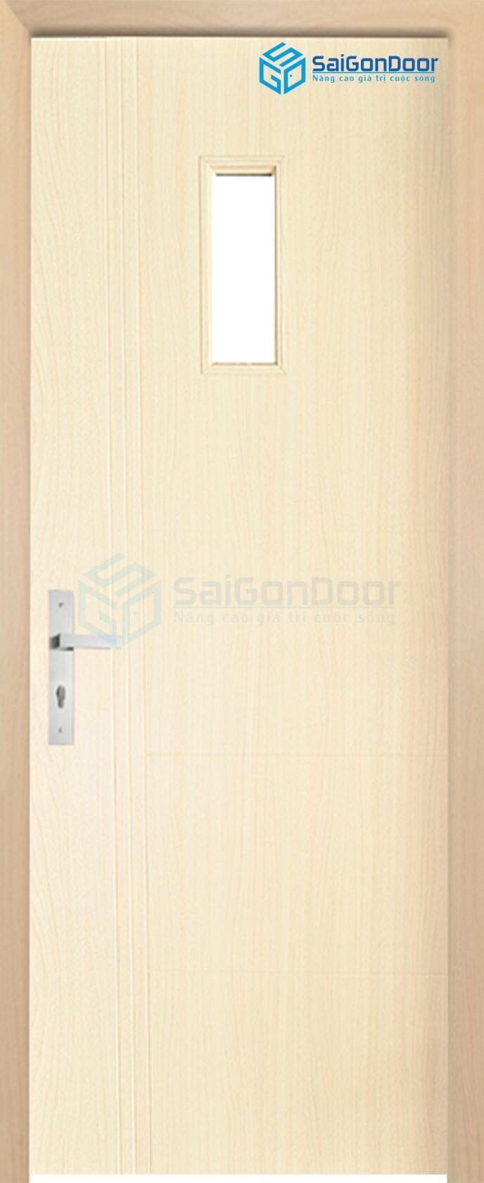 Cửa gỗ cao cấp Hàn Quốc SYB 155