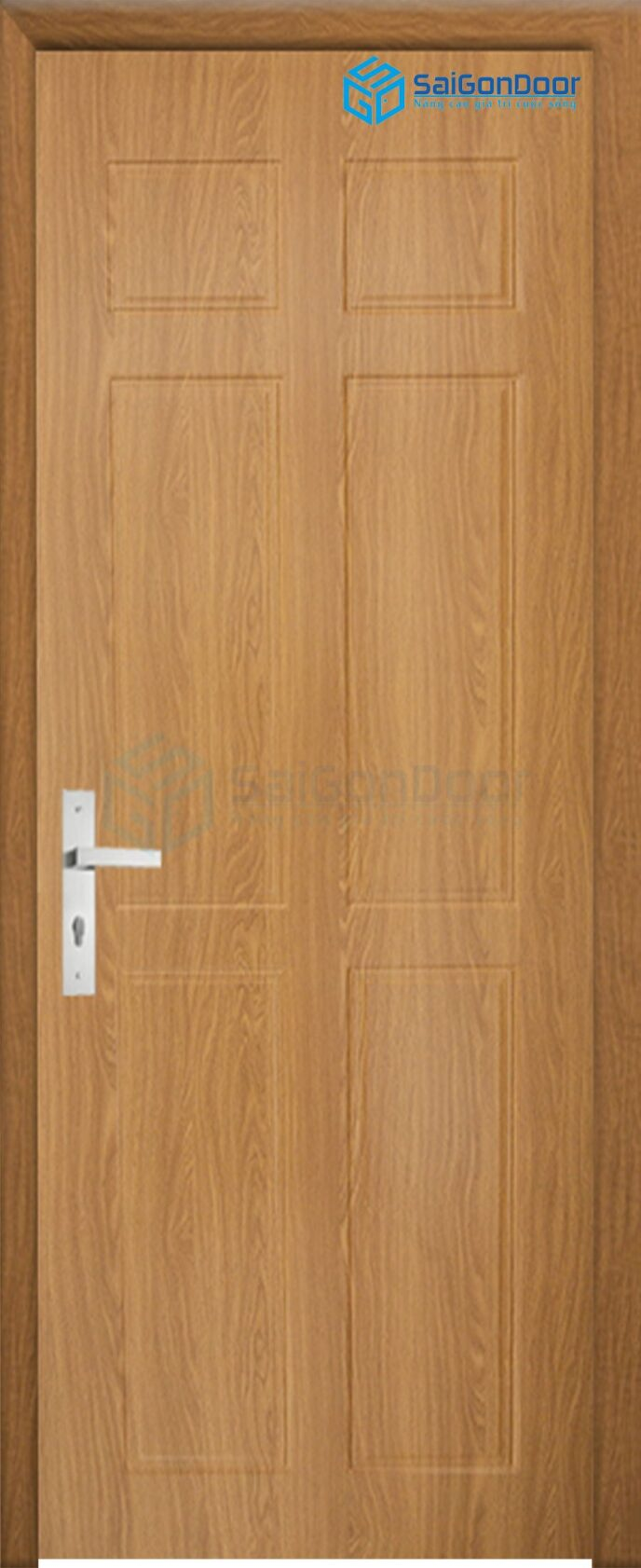 Cửa gỗ cao cấp Hàn Quốc SYB 205