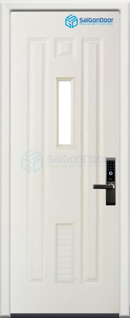 Cửa Nhựa Phòng Ngủ 01-802-Ag