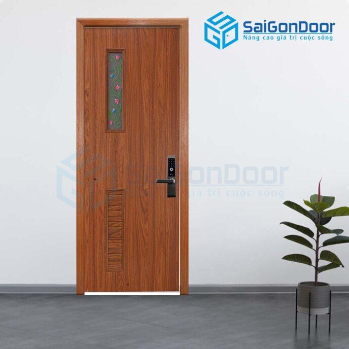 Cửa Nhựa Phòng Ngủ 05-8081g-3