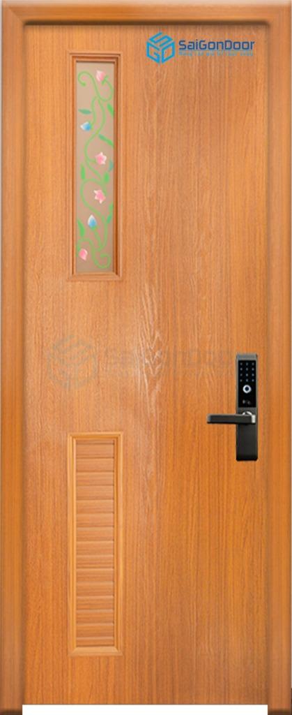 Cửa Nhựa Phòng Ngủ 05-8081g