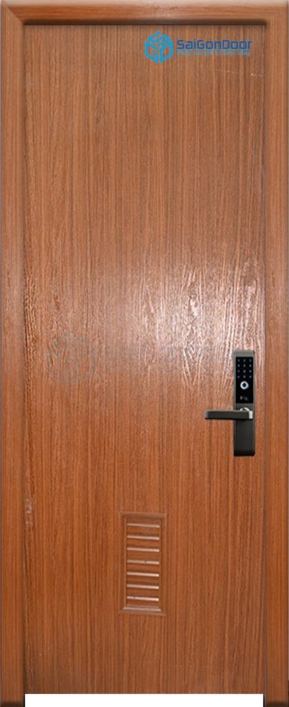 Cửa Nhựa Phòng Ngủ 05-808g