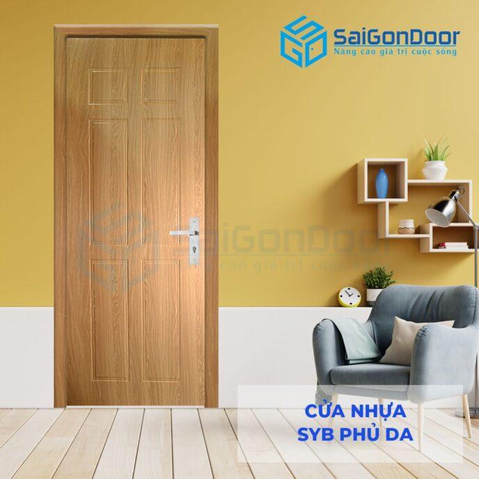 Cửa nhựa Composite SYB-0605