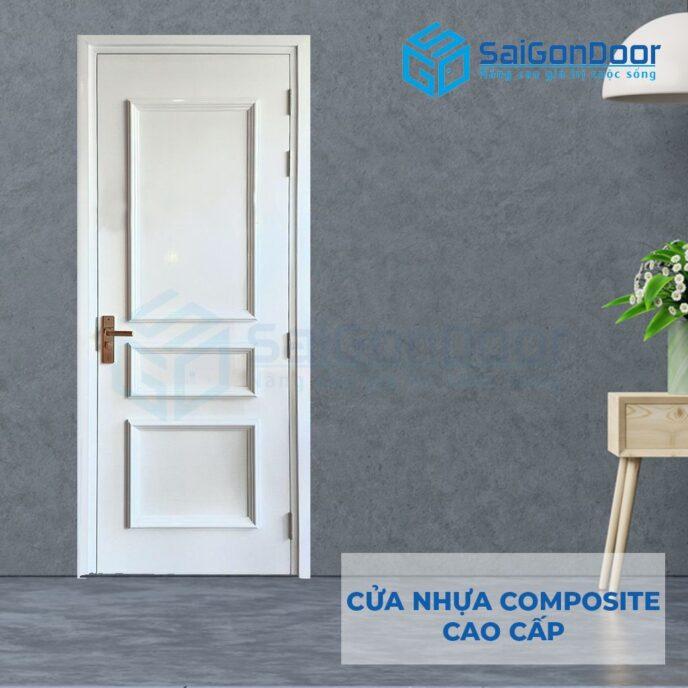 Cửa nhựa Composite 3PN-trang