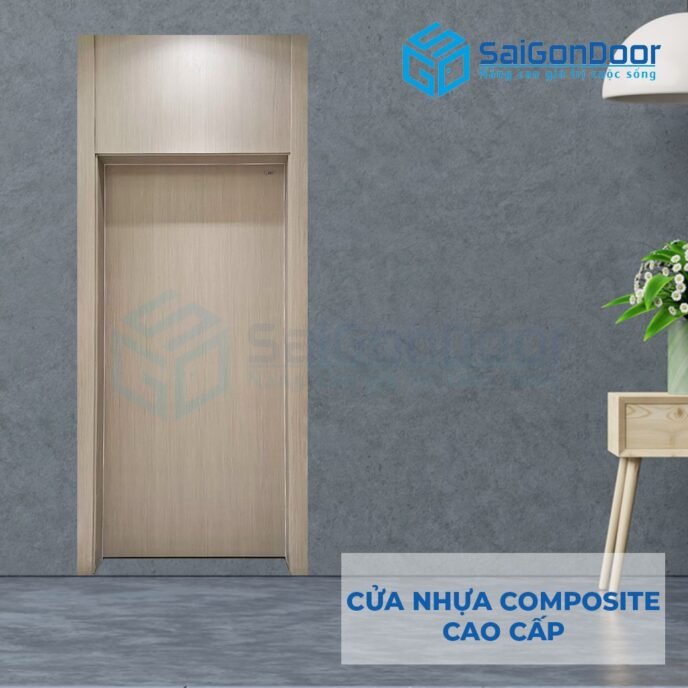 Cửa nhựa Composite P1-fix