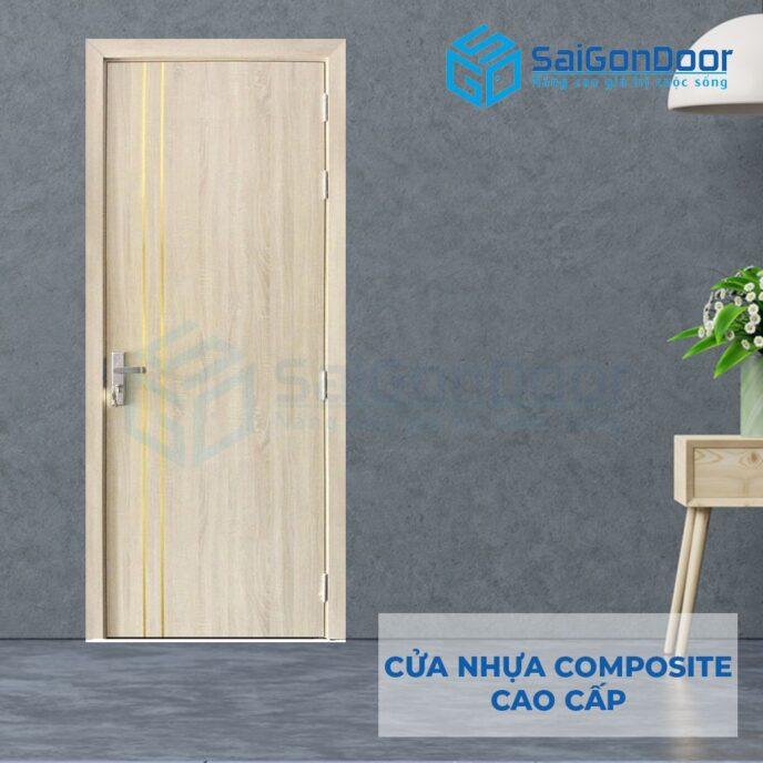 Cửa nhựa Composite P1R2