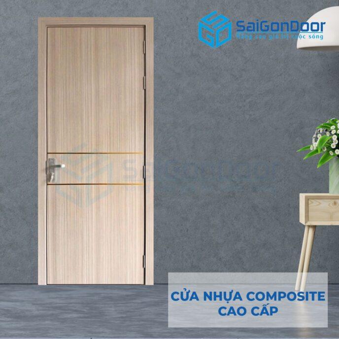 Cửa nhựa Composite P1R2A