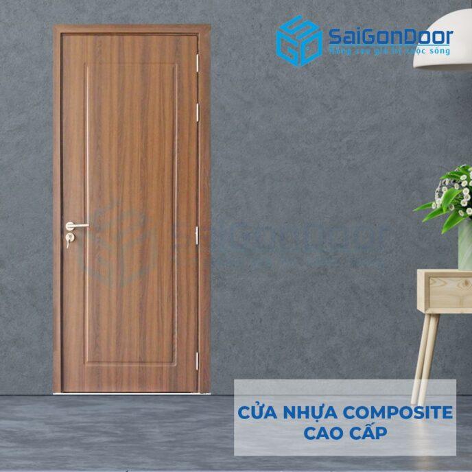 Cửa nhựa Composite P1R4-2