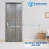 Cửa nhựa Composite P1R4C