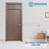 Cửa nhựa Composite P1R8-CNC