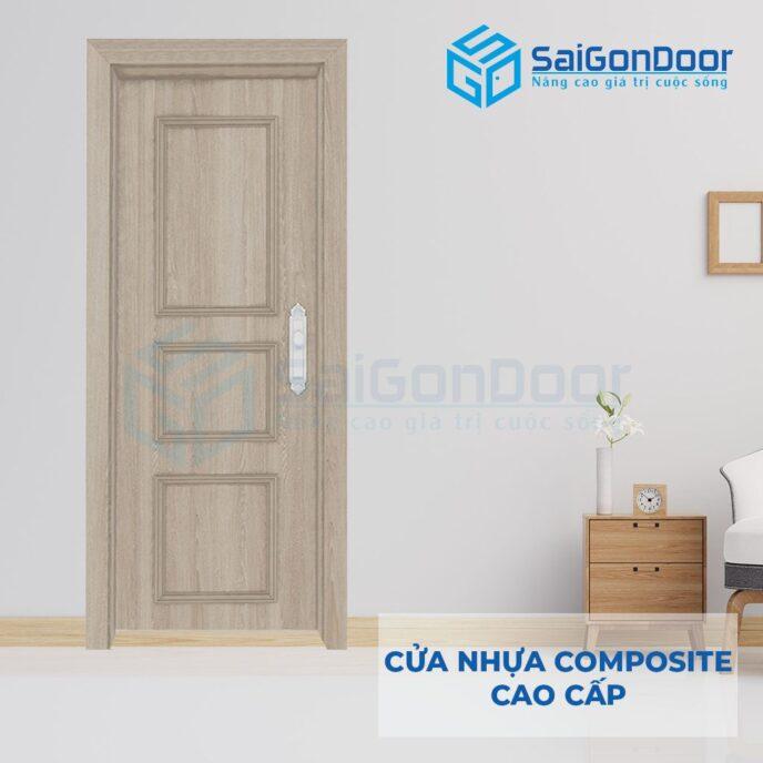 Cửa nhựa Composite SGD-3PN