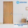 Cửa nhựa Composite SGD105-M05