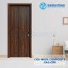 Cửa nhựa Composite SGD106-M11