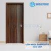 Cửa nhựa Composite SGD123-M05