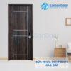 Cửa nhựa Composite SGD140-M12