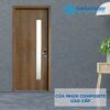 Cửa nhựa Composite SGD142-M02