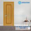 Cửa nhựa Composite 019-sapele-1