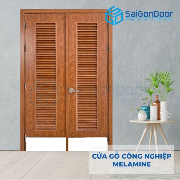Cửa Gỗ Công Nghiệp MDF Melamine IMG_2207