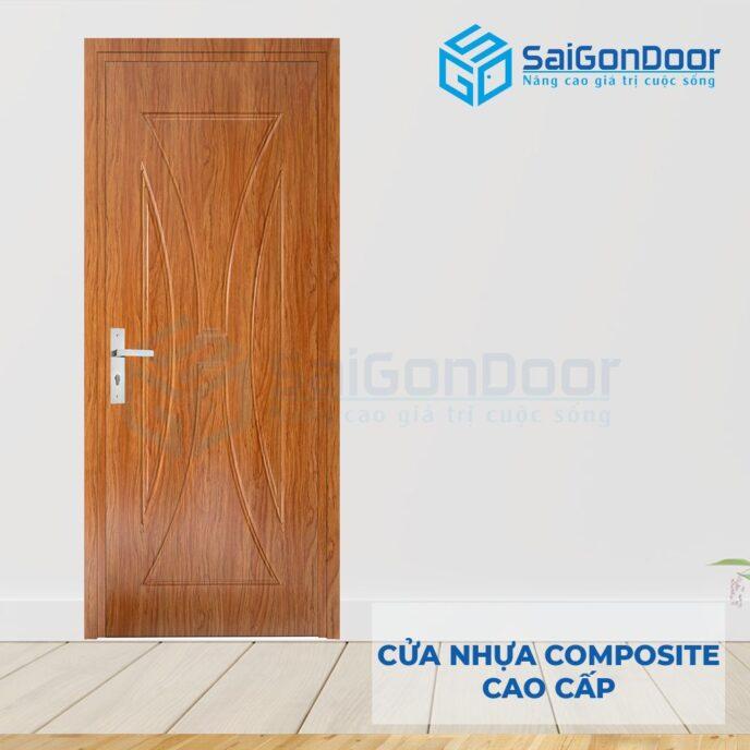 Cửa nhựa Composite LX01-99