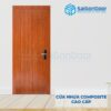 Cửa nhựa Composite LX03-02