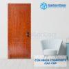 Cửa nhựa Composite LX05-09