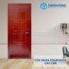 Cửa nhựa Composite LX1-101