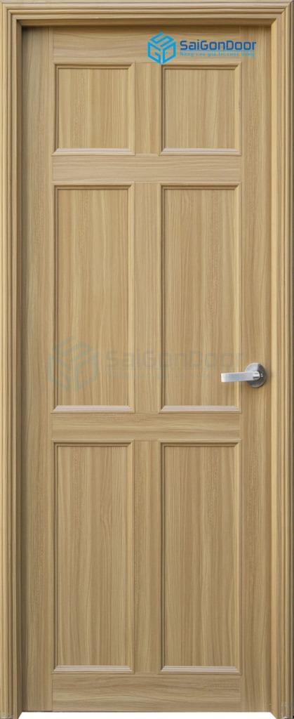 Cửa Nhựa Phòng Ngủ SGD-TW4-C